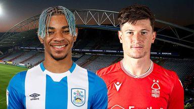 EFL Hlts: Huddersfield v N.Forest
