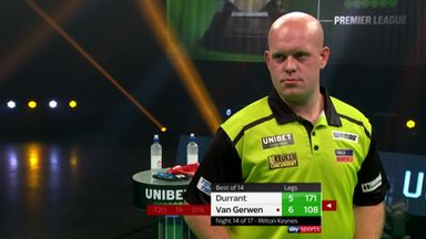 MVG secures point with 108 checkout