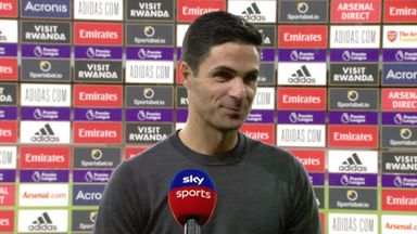 Arteta: We still need lots of improvement