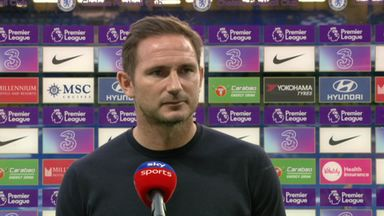 Lampard: I can take plenty of positives