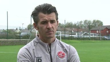 Barton fears for lower league clubs