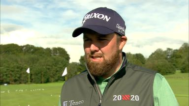 Lowry happy to be at Irish Open