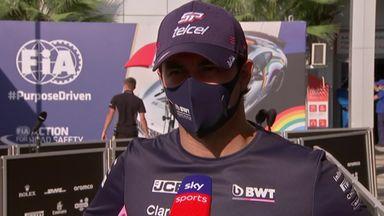 Perez optimistic on 'promising' future
