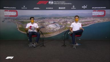 McLaren: Russian GP press conference