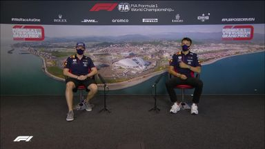 Red Bull: Russian GP press conference