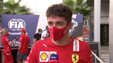 Leclerc motivated to improve