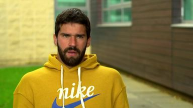 Alisson:  We're on the right path again