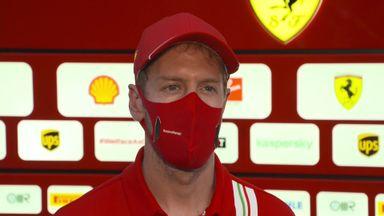 Vettel not optimistic about qualifying