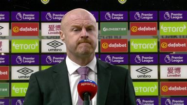 Dyche: We need players