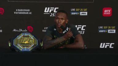 Adesanya wants Jones fight