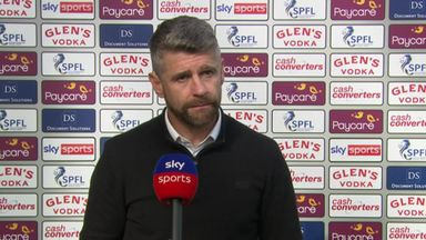 Robinson: We lost to a far better team
