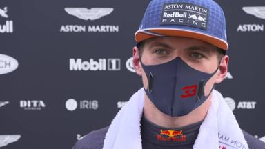 Verstappen: We have work to do
