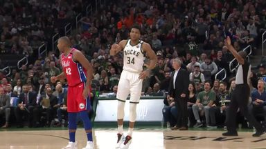Giannis' 2019-20 MVP highlights