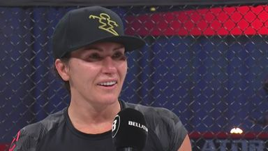 Zingano: I'm ready to lead this division