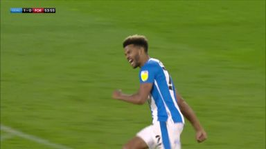 Campbell volleys Huddersfield ahead