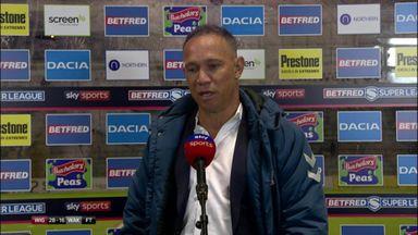 Lam praises Warrior defence