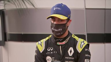 Ricciardo happy with outcome