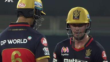 De Villiers hits stunning IPL fifty