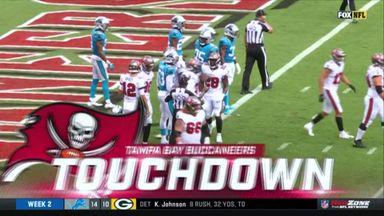 Brady's Bucs put Panthers to the sword