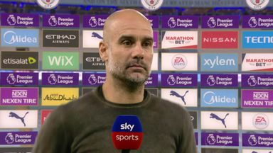 Guardiola: We have to accept it