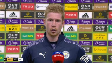 De Bruyne relishing title challenge