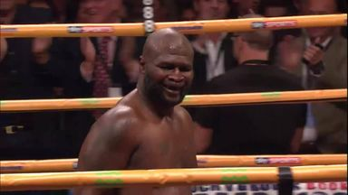 James Toney KO's Legg