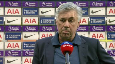 Ancelotti: The performance was brilliant