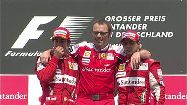Domenicali to become new F1 CEO