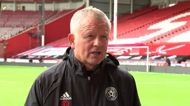 Wilder: Blades want five new signings