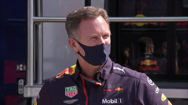 Horner a big fan of Williams