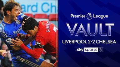 PL Vault: Liverpool 2-2 Chelsea (2013)