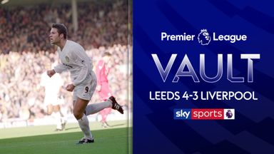 PL Vault: Leeds 4-3 Liverpool (2000)