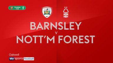Barnsley 1-0 Nottingham Forest