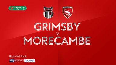 Grimsby 1-1 Morecambe (4-3 pens)