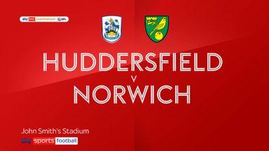 Huddersfield 0-1 Norwich