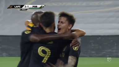 Rossi scores in LAFC six-goal thriller