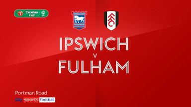 Ipswich 0-1 Fulham
