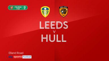 Leeds 1-1 Hull (8-9 pens)