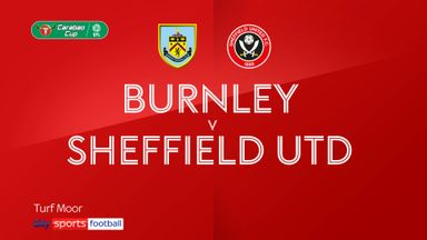 Burnley 1-1 Sheff Utd (5-4 pens)