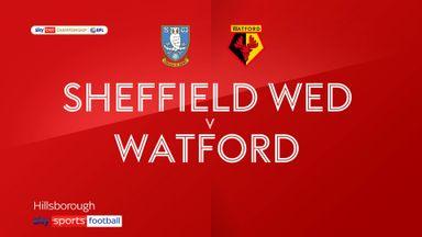 Sheffield Wednesday 0-0 Watford