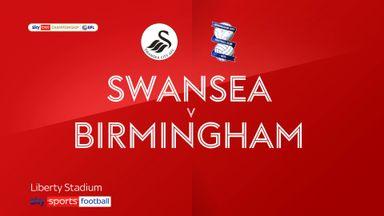 Swansea 0-0 Birmingham