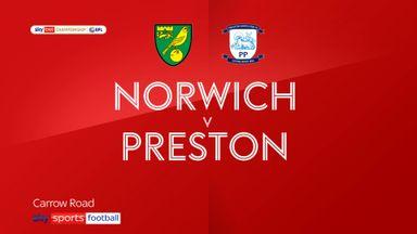Norwich 2-2 Preston