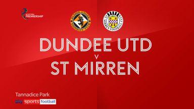 Dundee Utd 2-1 St. Mirren