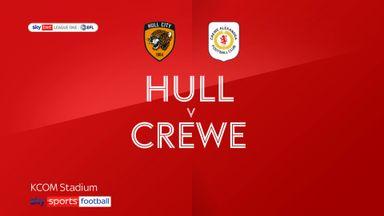 Hull 1-0 Crewe