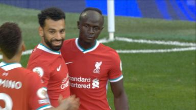 Mane scores second after Kepa howler! (54)