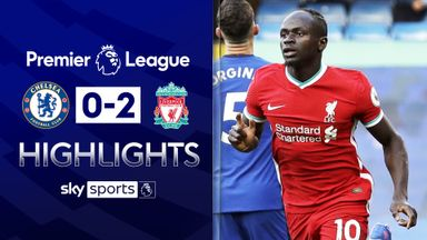 Dominant Liverpool beat 10-man Chelsea