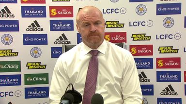 Dyche: We could have scored more
