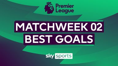PL Best Goals: Matchweek 2