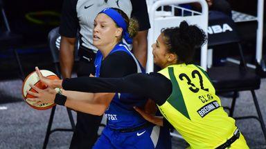 WNBA SF Gm 1: Lynx 86-88 Storm