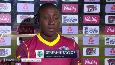 Taylor: Batters need to step up